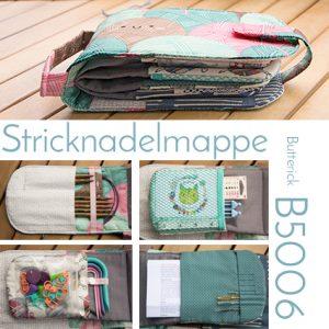 Butterick B5006 Stricknadelmappe