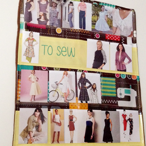 to sew list