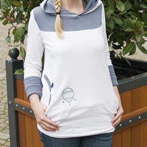 Pullover von Leni Pepunkt