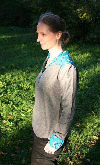 Blusenshirt von lillesol & pelle