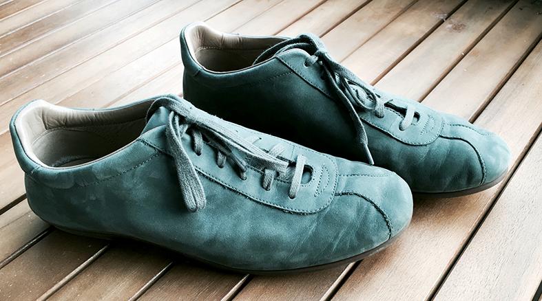 Schuhe zum Rock