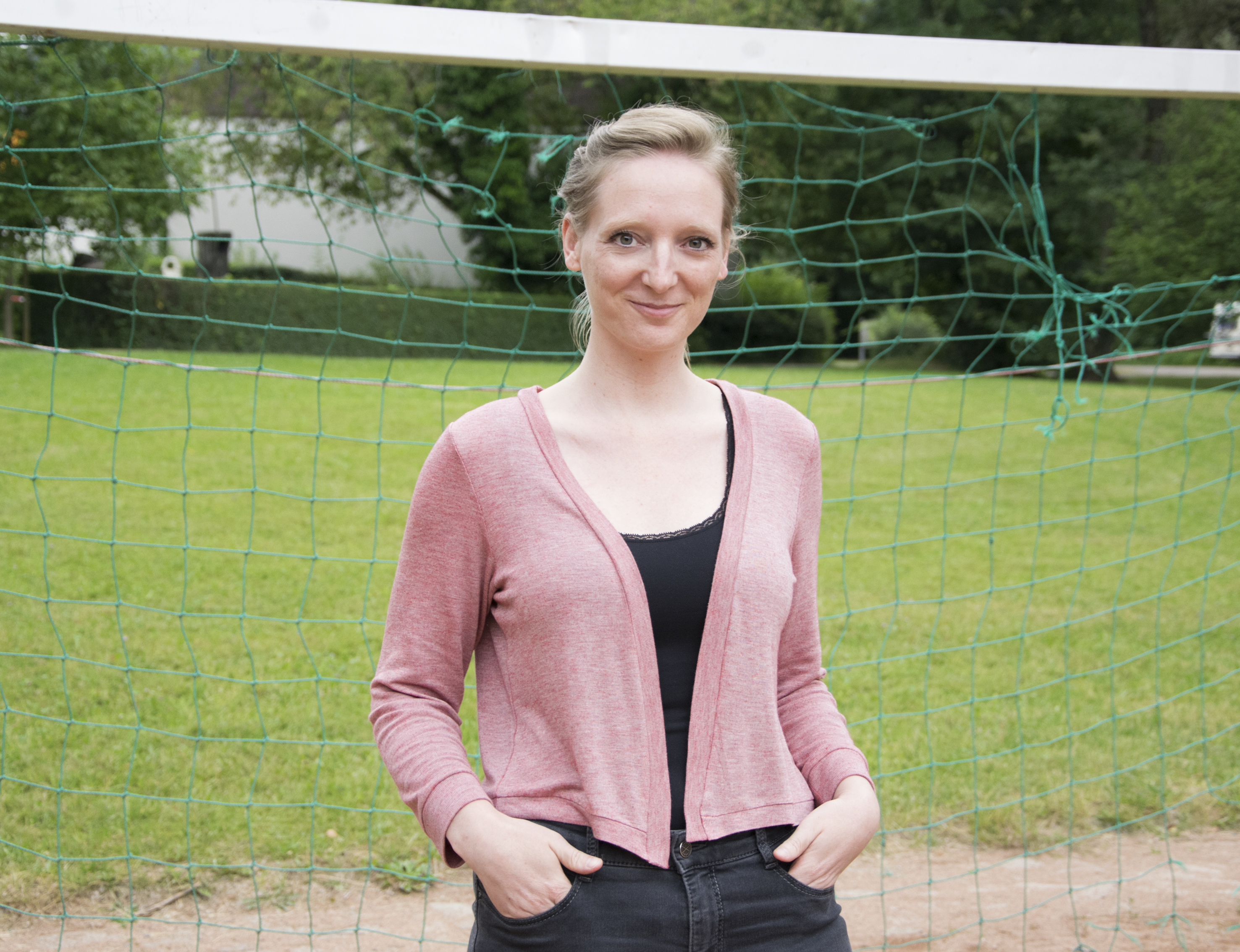 Wembley Cardigan Seamwork Magazine