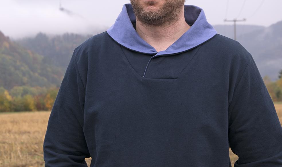 Pullover Mr. Klassik vorne