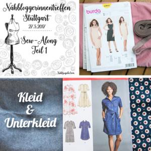 Sew Along zum Nähbloggerinnentreffen