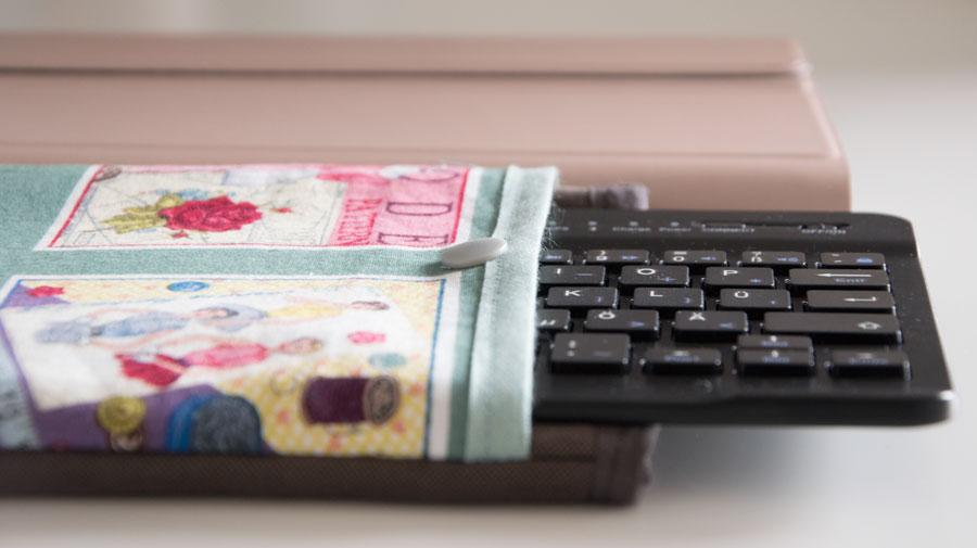 Tastaturfach