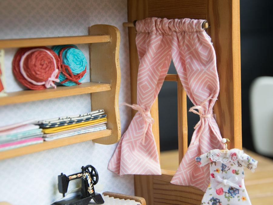Miniatur Naehzimmer