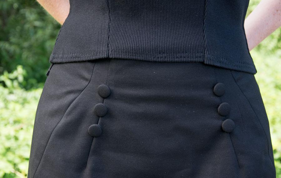 Knoepfe Pulmu Skirt