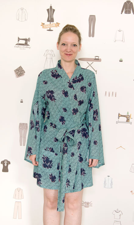 Asaka Kimono Named