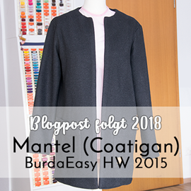 BurdaEasy Coatigan