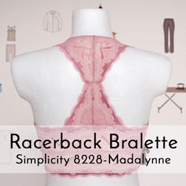 Racerback-Bra