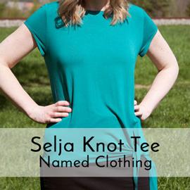 Selja-Knot-Tee